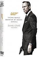 James Bond DANIEL CRAIG Kolekce (3 DVD)