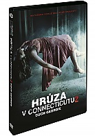 HRŮZA V CONNECTICUTU 2: Duch Georgie (DVD)