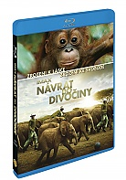 IMAX N�vrat do divo�iny (Blu-ray)