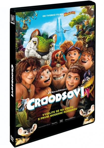 Croodsovi / Krúdovci / Croods, The (2013)