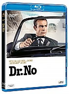 JAMES BOND 007: Dr. No NEW COVER (Blu-Ray)