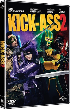KICK ASS 2: Na plný koule