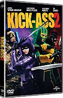 KICK ASS 2: Na plný koule (DVD)