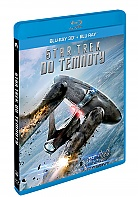 STAR TREK Do temnoty 3D + 2D (Blu-ray 3D + Blu-ray)