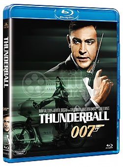 JAMES BOND 007: Thunderball OLD COVER