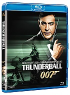 JAMES BOND 007: Thunderball OLD COVER (Blu-Ray)