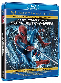 AMAZING SPIDER-MAN (Mastered in 4K)