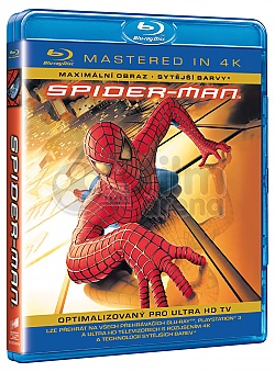 SPIDER-MAN (Mastered in 4K)