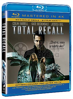 TOTAL RECALL (2012) (Mastered in 4K)
