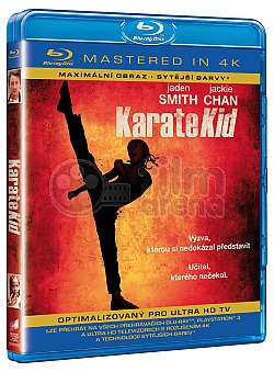 KARATE KID (2010) (Mastered in 4K)