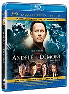 ANDĚLÉ a DÉMONI (Mastered in 4K) (Blu-ray)