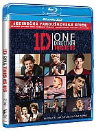 1D: ONE DIRECTION This is us 3D + 2D Prodlou�en� verze (Blu-ray 3D + Blu-ray 2D) (Blu-ray 3D)