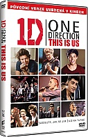 1D: ONE DIRECTION This is us (DVD)