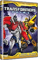 TRANSFORMERS PRIME 1. s�rie disk 2 (DVD)