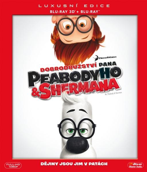 Dobrodružství pana Peabodyho a Shermana / Mr. Pea ... (2014)