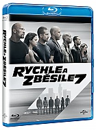 RYCHLE A ZB�SILE 7 (Blu-ray)