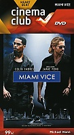 MIAMI VICE (Digipack) Cinema Club Heart Beat - MICHAEL MANN