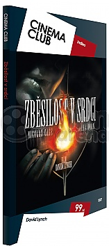 ZBĚSILOST V SRDCI (Digipack) Cinema Club Indies - DAVID LYNCH