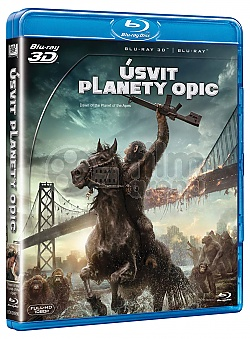 ÚSVIT PLANETY OPIC 3D + 2D
