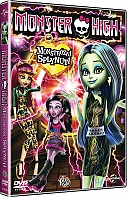MONSTER HIGH: Monstrózní splynutí (DVD)