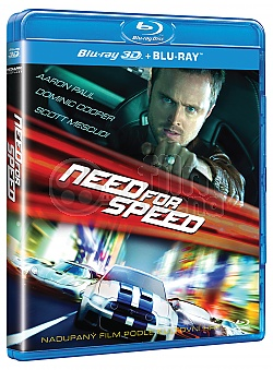 NEED FOR SPEED 3D + 2D