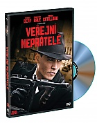 Ve�ejn� nep��tel� (DVD)