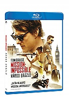 MISSION IMPOSSIBLE V: Národ grázlů  (Blu-ray)