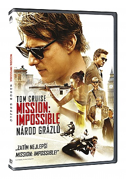 MISSION: IMPOSSIBLE V - Národ grázlů