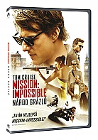 MISSION IMPOSSIBLE V: Národ grázlů (DVD)