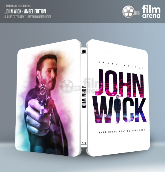 John Wick Collector S Edition Steelbook Filmarena