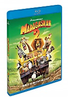 Madagaskar 2: Útěk do Afriky (Blu-ray)