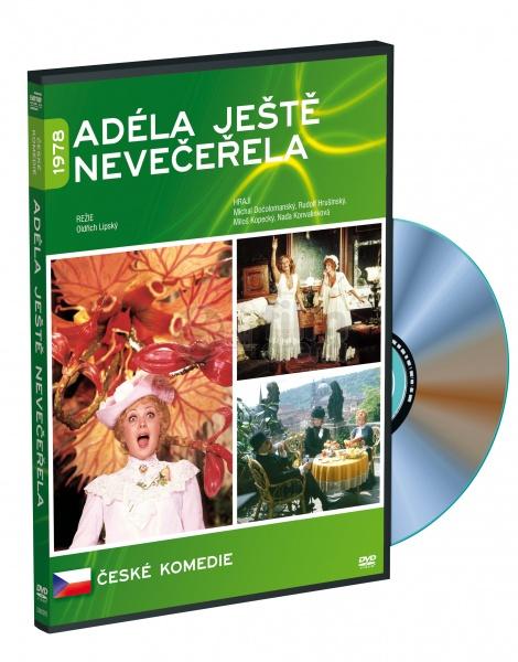 Re: Adéla ještě nevečeřela (1977)