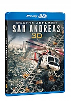 SAN ANDREAS 3D + 2D (Blu-ray 3D + Blu-ray)