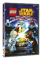 Lego Star Wars: Nov� Yodovy kroniky 1 (DVD)