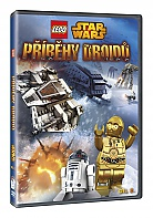 Lego Star Wars: P��b�hy droid� 2 (DVD)