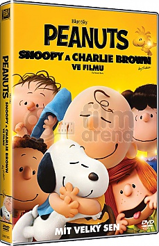 Snoopy a Charlie Brown. Peanuts ve filmu