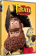 Piráti! (Big Face) (DVD)
