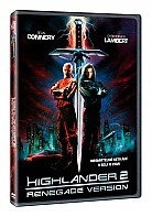 Highlander 2 - Síla kouzla - Renegate Version (DVD)