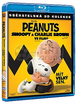 Snoopy a Charlie Brown. Peanuts ve filmu 3D + 2D