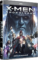 X-Men: Apokalypsa (DVD)