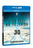 Star Trek: Do neznáma 3D (Blu-ray 3D)