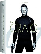 JAMES BOND: Daniel Craig (Casino Royale + Quantum of Solace + Skyfall + Spectre) Kolekce (4 Blu-ray)