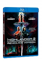 Highlander 2 - Síla kouzla - Renegate Version (Blu-ray)