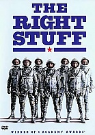 The Right Stuff (Správná posádka)  2DVD
