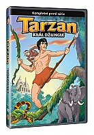 TARZAN: Král džungle 1. série (2 DVD)