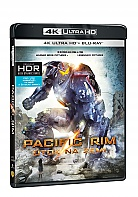 PACIFIC RIM: Útok na Zemi 4K Ultra HD (2 Blu-ray)