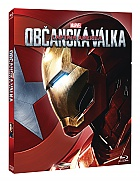 CAPTAIN AMERICA: Ob�ansk� v�lka - Iron Man O-Ring (Blu-ray)
