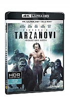 Legenda o Tarzanovi 4K Ultra HD (2 Blu-ray)