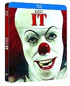 To (Stephen Kings IT) Steelbook™ Limitovan� sb�ratelsk� edice + D�REK f�lie na SteelBook™ (Blu-ray)