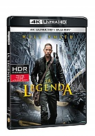 JÁ, LEGENDA 4K Ultra HD (2 Blu-ray)